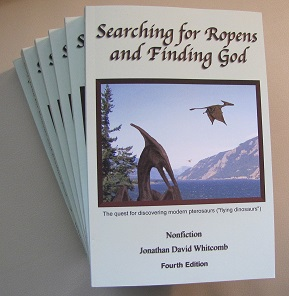 Fourth edition of a living-pterosaur book by Whitcomb